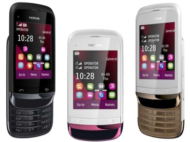 Best Deals on Nokia C2-03 Online Shopping in India