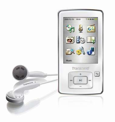 Transcend TS8GMP860 MP3 Player