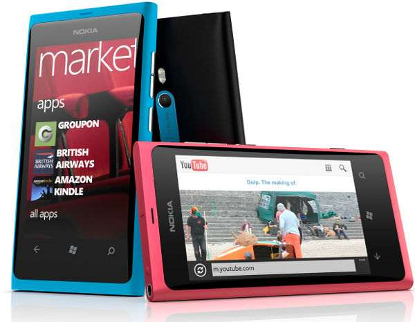Nokia Lumia 800 Mobile