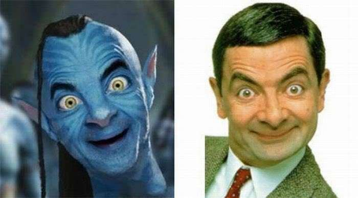 avatar-celebrities mr bean