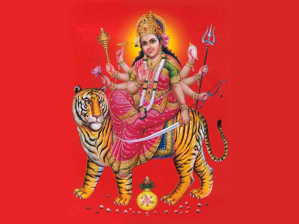 navratri wallpapers maa durga