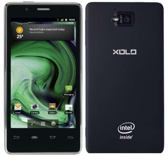 Lava XOLO X900