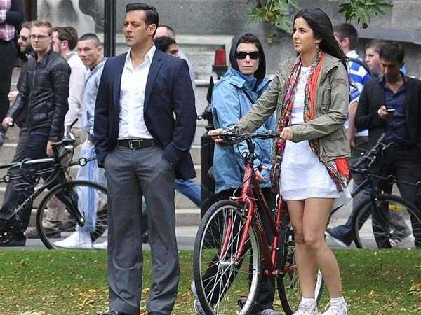 Ek The Tiger Salman and Katrina Kaif