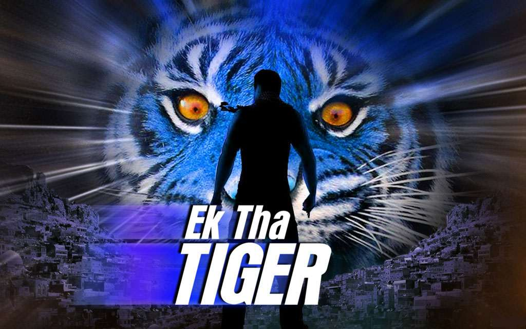 Ek The Tiger Wallpaper Poster