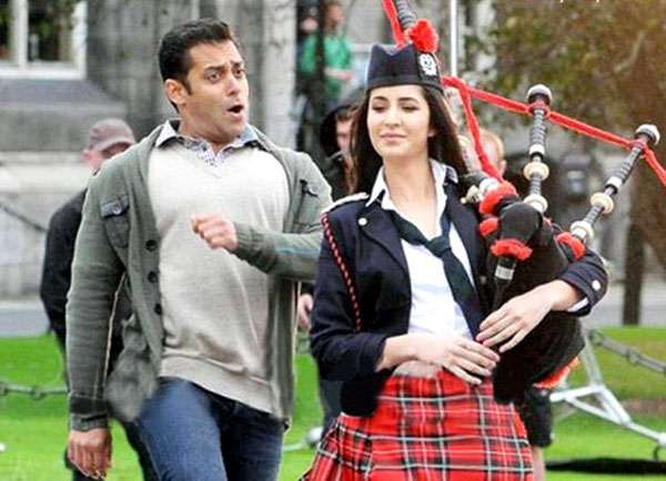Saman Khan and Katrina Movie Ek Tha Tiger