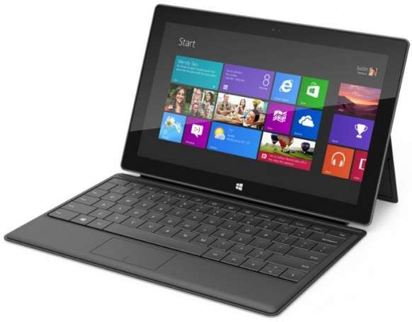 Microsoft Surface Windows 8 Tablet