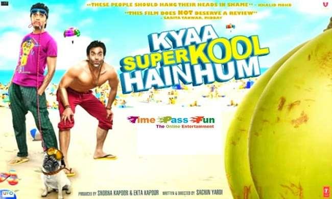 Tusshar Kapoor - Ritesh Deshmukh - Kya Super Kool Hain Hum