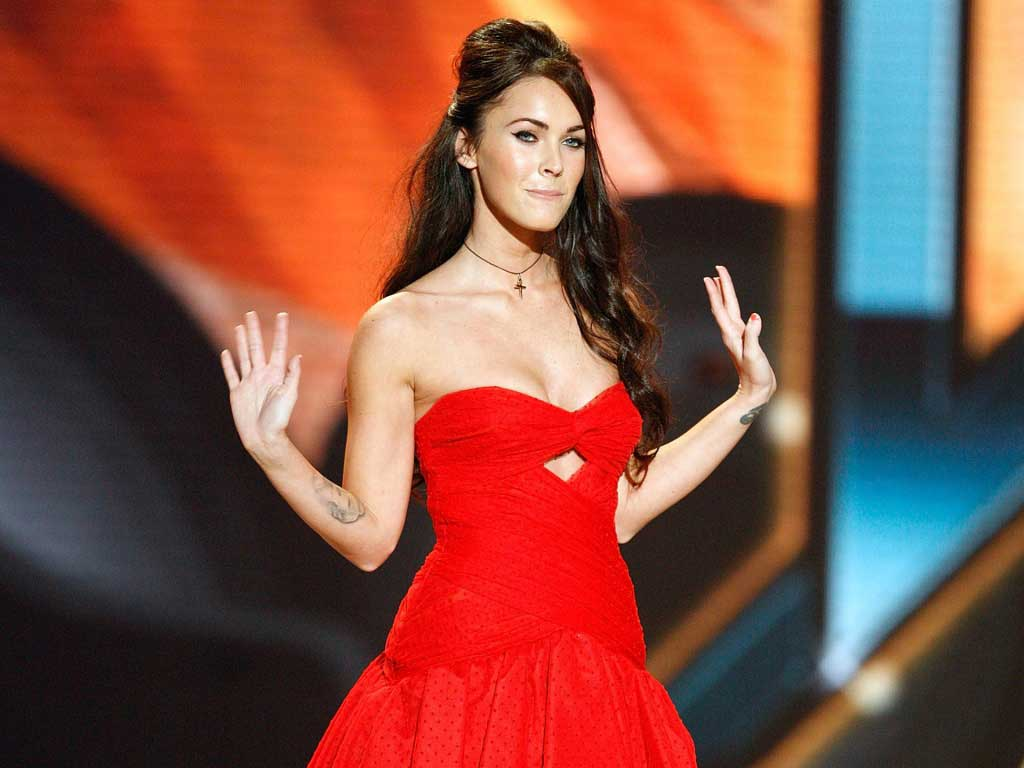 megan-fox-hd-wallpapers-hot-red-dress