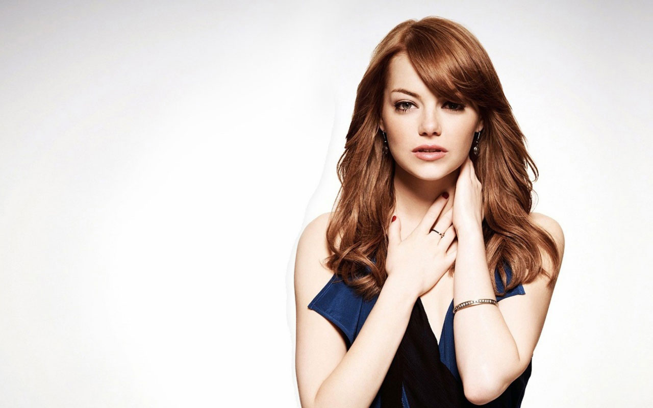 Beautiful Emma Stone Wallpaper