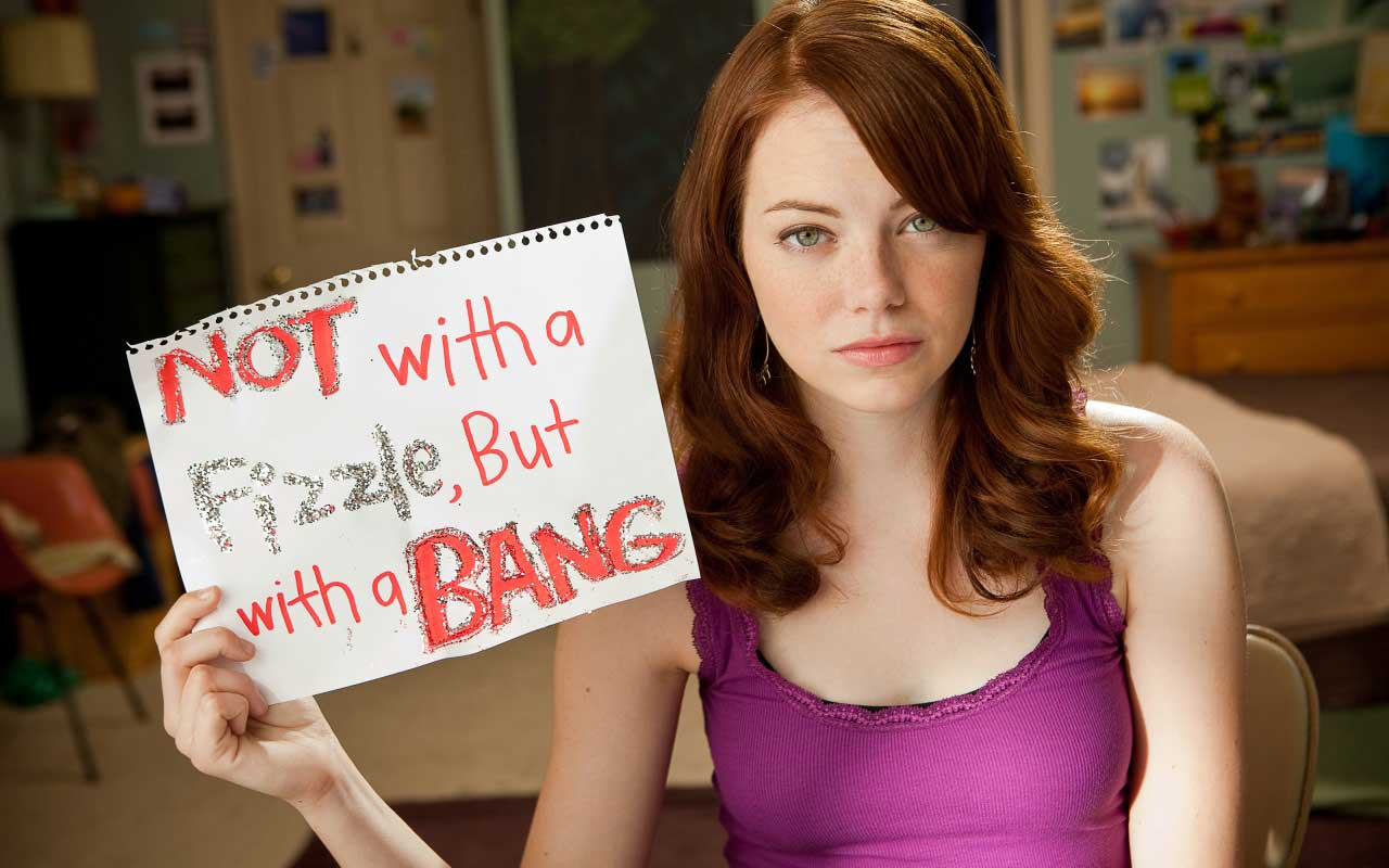 Hot Emma Stone Wallpaper