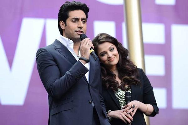 Aishwarya, Abhishek in Masoom Remake