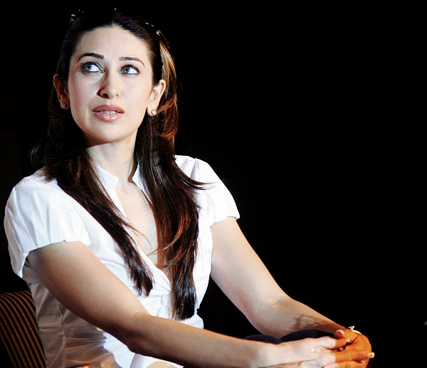 Karisma Kapoor - 6th standard school Record