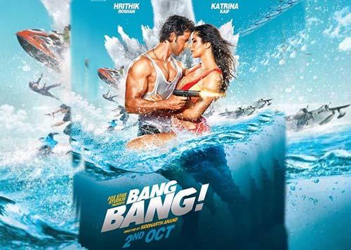 Bang Bang 2014 Poster
