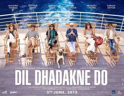 Dil Dhadakne Do Movie