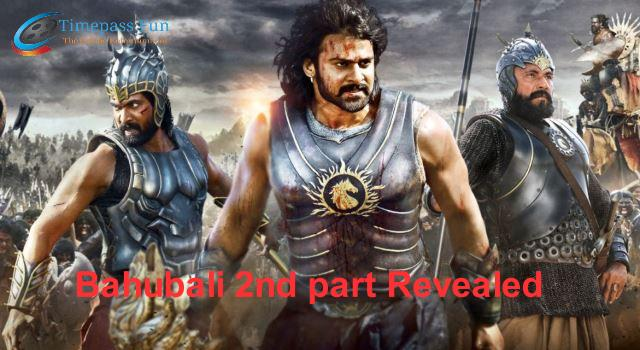 Bahubali 2nd part