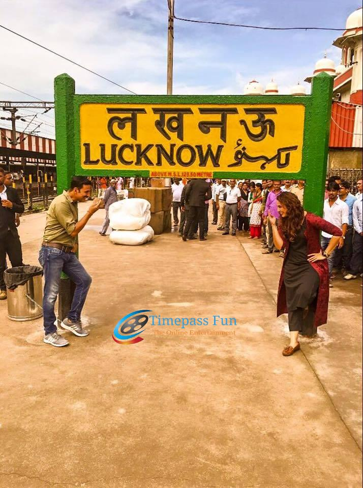 jolly llb 2 shooting in lucknow