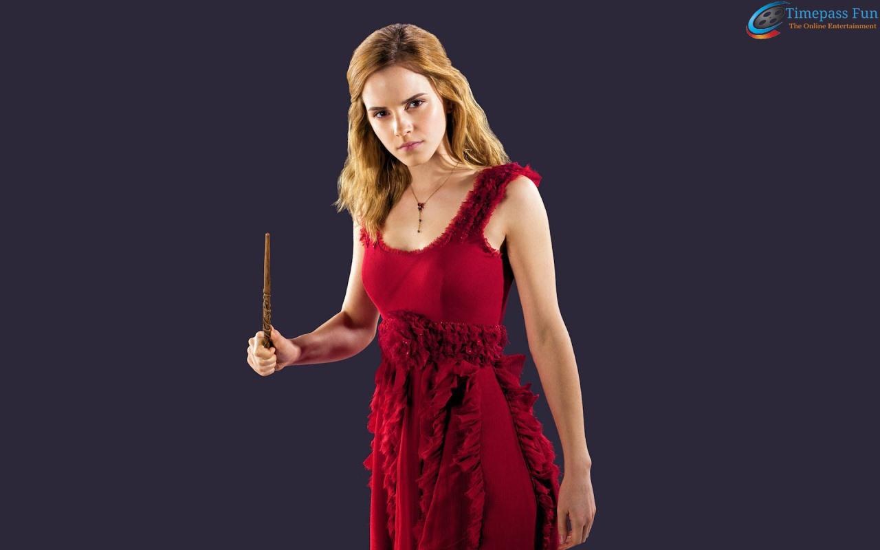 Emma Watson Harry Potter Wallpaper