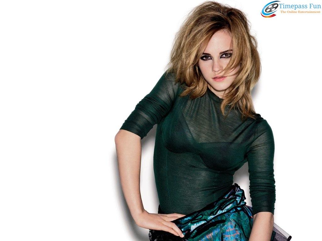 Emma Watson Latest Photoshoot